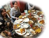 シンプルで美味しいインド家庭料理